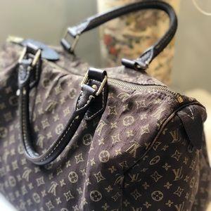 Louis Vuitton idylle speady 30 bag